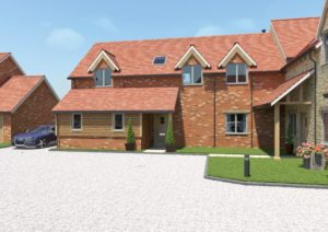 Hinton Close, East Claydon